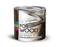 Лак алкидный яхтный Farbitex Profi Good for Wood, 2,3кг