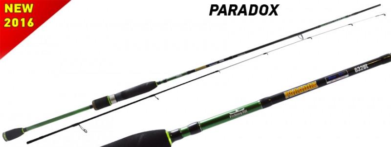 Спиннинг Paradox 0.3-5g 1.92m
