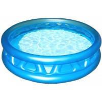Детский надувной бассейн INTEX 58431 (188*46 см) Летающая тарелка