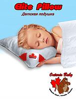 """Детская подушка """"Ontario Linen"""" Elite Pillow 60*40 (сумка, синтепух, от 1 года)  (Скидка на доставку Новой почтой - 25%)"""