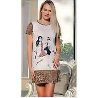 Домашняя одежда Lady Lingerie Платье 6202 (размеры в ассортименте M; L)