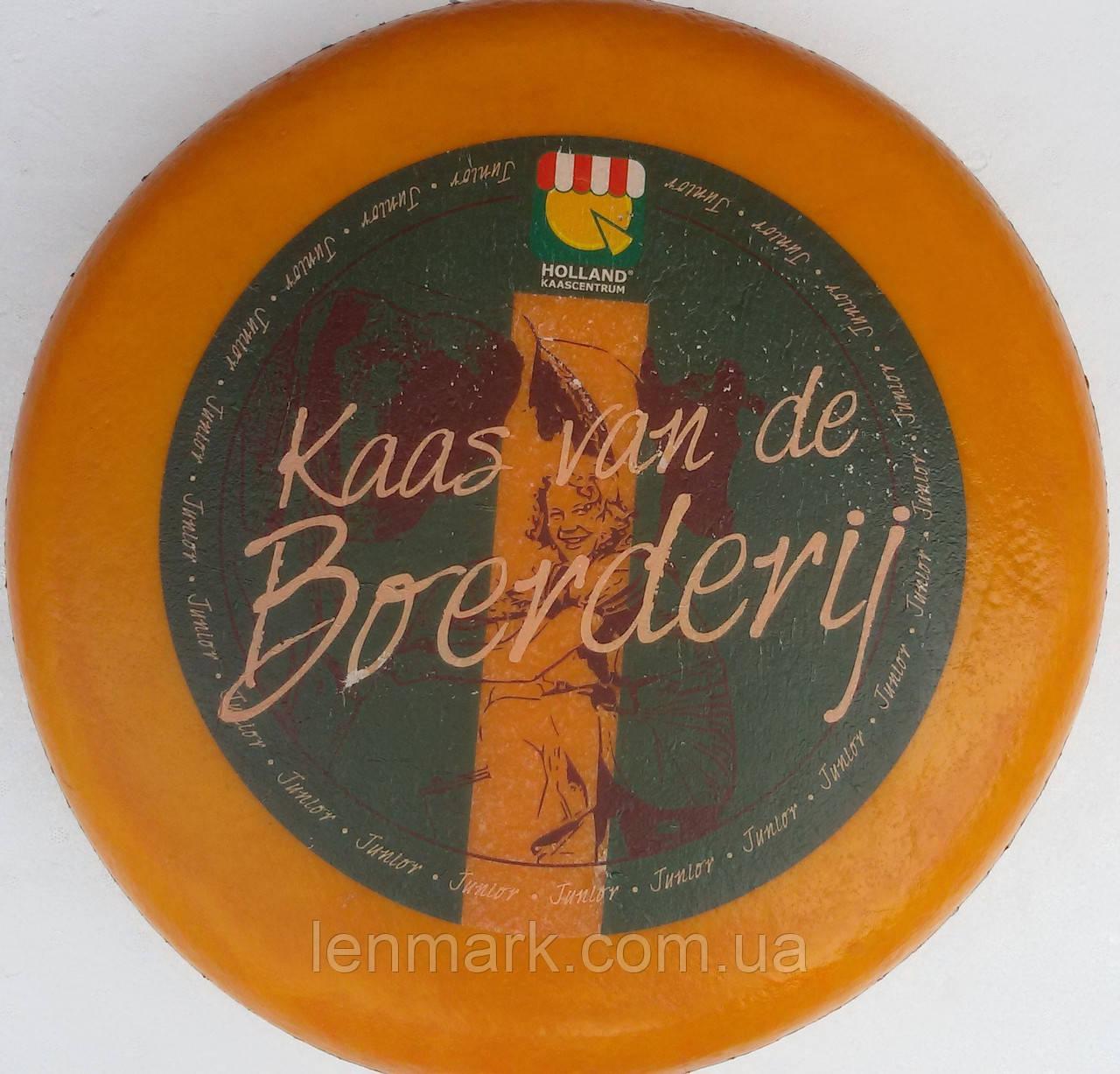 "Сыр BURRENCASSE BELEGEN ""зрелый"""