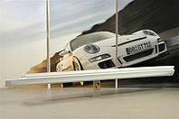 Боковая накладка на порог левая | Porsche Macan