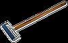 Валик игольчатый 25/150мм для гипсокартона FAVORIT