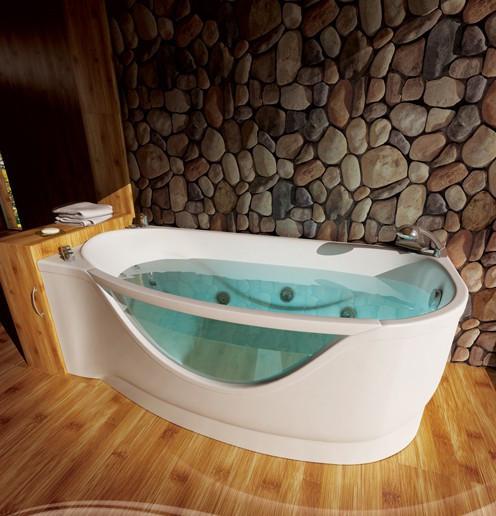 Акриловая ванна ТРИТОН МИЛЕНА 1700х940х625 (Левая)