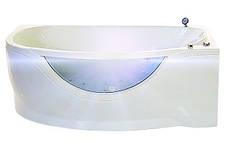 Акриловая ванна ТРИТОН МИЛЕНА 1700х940х625 (Левая), фото 3