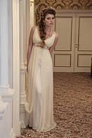 Платье свадебное, шелк, фото 1