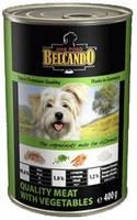 Консервы для собак Belcando Мясо с овощами 400 гр.