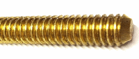 Шпилька латунная DIN 975