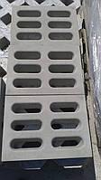 Бетонна решітка, ЕКО-парковка (400*310*60) сіра