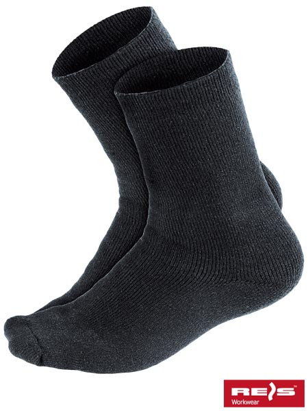 Шкарпетки для роботи та щоденного використання BST-B THERMAL