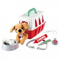 Игровой набор Ветеринарная клиника Ecoiffier 8 аксессуаров