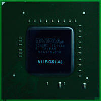 Микросхема nVidia N11P-GS1-A3