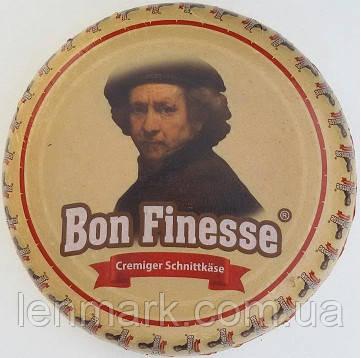 Сир Bon Finesse OLD VSOP Cremiger Schnittkäse Кремово-витриманий сир вершковий