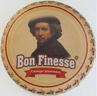 Сыр Bon Finesse OLD  VSOP  Cremiger Schnittkäse Кремово-сливочный выдержанный сыр