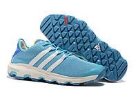 Кроссовки Adidas Climacool Voyager D552 Голубые