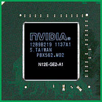 Микросхема nVidia N12E-GE2-A1