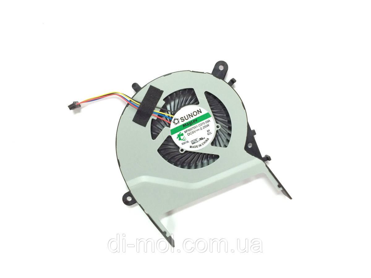 Вентилятор для ноутбука Asus X555LF series, 4-pin