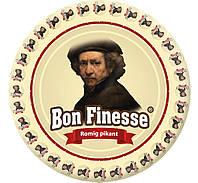 Сыр Bon Finesse BELEGEN  Cremiger Schnittkäse Кремово-сливочный зрелый сыр