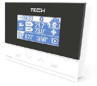 Комнатный регулятор температуры Tech ST-296, фото 2