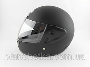Шлем для мотоцикла Hel-Met 101 черный мат , фото 2