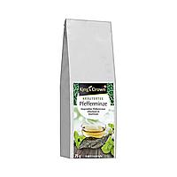 King's Crown Kräutertee Pfefferminze - Травяной чай из мяты, 75 г