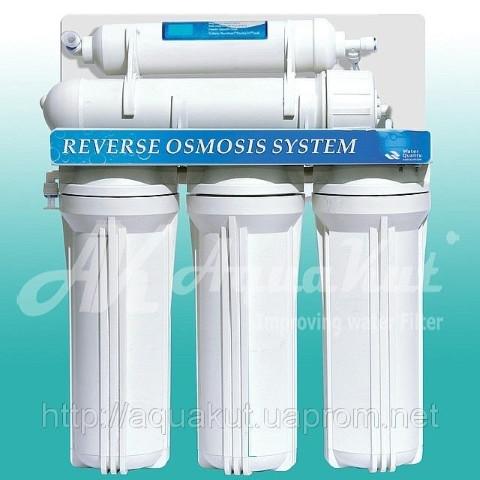 Система обратного осмоса AquaKut без помпы 50G RO-5 Е01