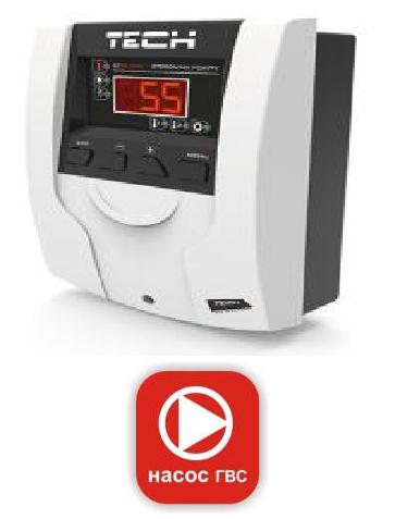 Регулятор температуры насоса Tech ST-21 CWU