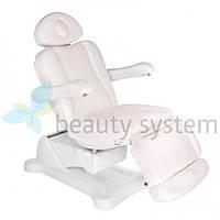 Электрическое косметическое кресло BD-8293 белое
