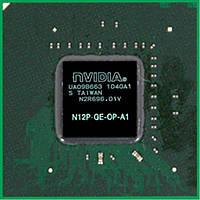 Микросхема nVidia N12P-GE-OP-A1