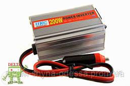 Преобразователь напряжения UKC 12V-220V/200W