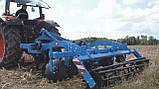 Культиватор стерневой для предпосевной обработки почвы 2,10 м, фото 3