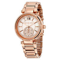 Часы Michael Kors Sawyer Mother of Pearl МК6282