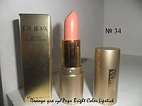 """Помада для губ Pupa Bright Color Lipstick тон № 34 """"Сладкий персик"""" Pupa-034"""