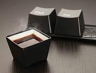Оригинальные чашки CTRL + ALT + DEL, фото 1
