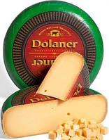 Сыр DOLANER Green Matured Biologishe kaas без лактозы и глютена