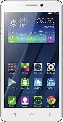 Мобильный телефон Lenovo Vibe P1m White, фото 2