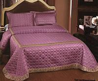Покрывало Arya 250Х260 Marbella светло-фиолетовое
