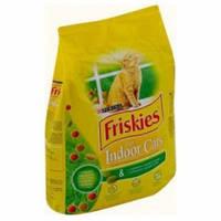 Friskies Indoor для котов, 10 кг