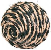 Мяч веревочный драпка малая, Трикси 4075