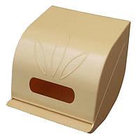 """Держатель для туалетной бумаги пластиковый """"Горизонт"""""""