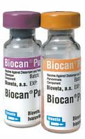 Биокан Рuppy (чума и энтерит) Bioveta, (Biocan)