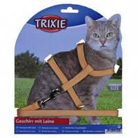 Шлея нейлон для кота, Трикси 4185