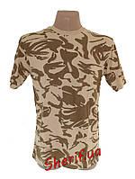 Камуфлированная футболка MIL-TEC DDPM, 11012064