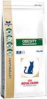Royal Canin Obesity Management Dry для кошек с избыточным весом 0,4 кг