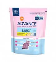 Advance (Эдванс) Cat Light низкокаЛорийный сухой корм для кошек