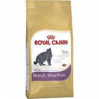 Royal Canin British Shorthair 34 для кошек породы Британская короткошерстная старше 12 месяцев 400 гр
