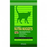 Nutra Nuggets Indoor Hairball Control (Нутра Нагетс зеленая) 10 кг