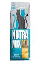 Nutra Mix Optimal курятиной, рисом и морепродуктами сухой корм для кошек 22,68 кг