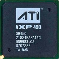 Микросхема ATI 218S4PASA13G IXP450 SB450